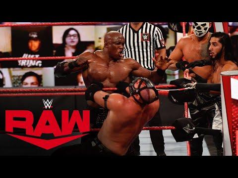The Hurt Business vs. RETRIBUTION: Raw, Oct. 19, 2020