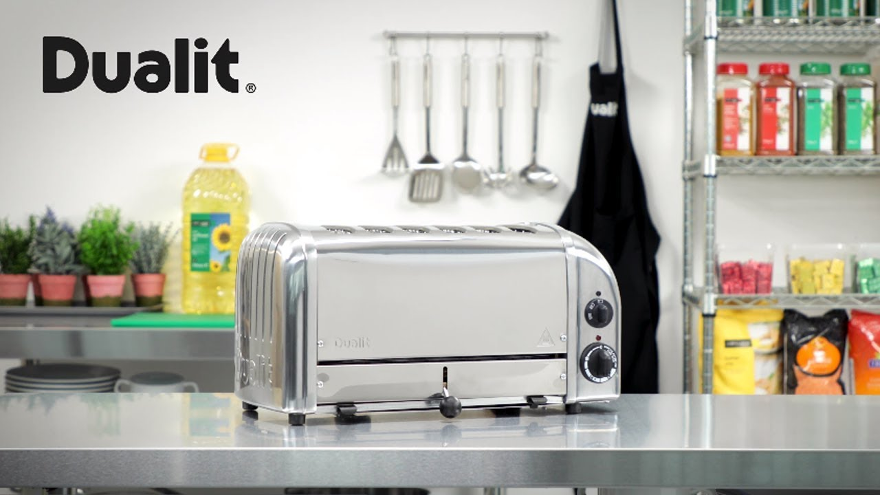 Dualit 6 Slot Classic Toaster preview