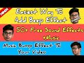 Download Video 3 Most Important Video Effect Under 3 Minutes (Super Easy Tutorial) Hindi #Ep40