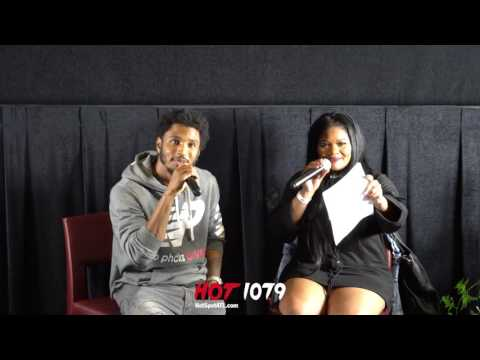 """EXCLUSIVE: Trey Songz Explains Concept Behind His Reality Show """"Tremaine The Playboy"""""""