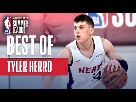 Video: Best of Tyler Herro   MGM Resorts NBA Summer League