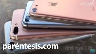 #MartesDeNoticias: Así es el iPhone 7 y el nuevo BlackBerry Neon, iPhone, Apple, iphone 7