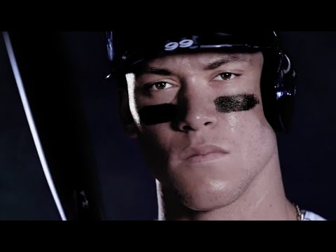 MLB The Show 18 Official Aaron Judge Cover Announce Trailer