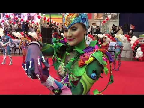 Nevskie Berega Festival of Beauty 2017, WBA Competition