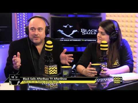 "Black Sails After Show w/ Mark Ryan Season 1 Episode 3 ""III""   AfterBuzz TV"