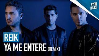 Video Reik - Ya me entere (Ryan Miles Bachata Remix) MP3, 3GP, MP4, WEBM, AVI, FLV Desember 2017