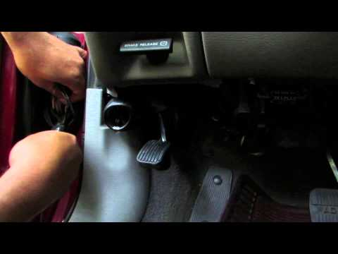 ford Taurus window problem
