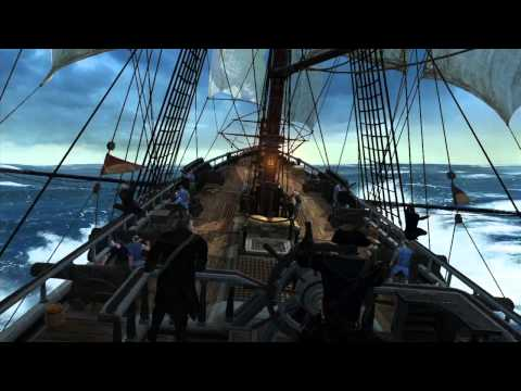 Assassin's Creed 3 - Official AnvilNext Trailer [UK]