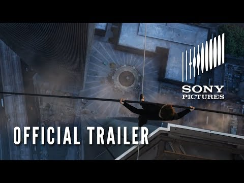 THE WALK - Official Trailer [HD] - Oct 2015