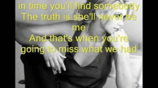 woman by delta goodrem (w/ lyrics)