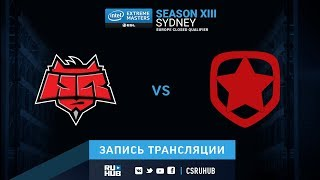 HellRaisers vs Gambit - IEM Sydney Quals EU - map2 - de_train [ceh9, Smile]