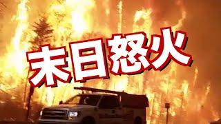 【末日怒火】全球森林火速焚燒!火場淪陷,軍法統治!共濟會「精英」趁火推「新世界秩序」!