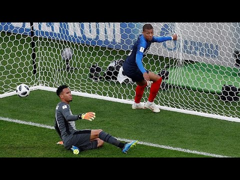 Fußball-WM: Mbappé führt Frankreich ins Achtelfinale  ...