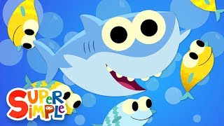 Baby Shark | Kids Songs | Super Simple Songs