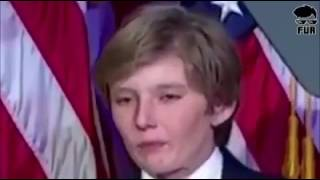 Donald Tramp ın Oğlu