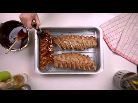 How to make: Dr Pepper ribs