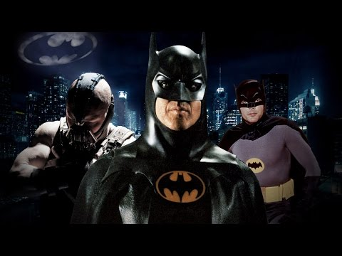 why - Former Batmen Adam West and Michael Keaton, as well as Batman co-stars Arnold Schwarzenegger, Gary Oldman, Tom Hardy, and Liam Neeson are among those celebs who tell us why the Caped Crusader's...