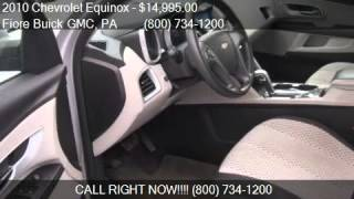 2010 Chevrolet Equinox AWD 4dr LS for sale in Altoona, PA 16
