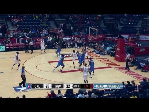 Highlights: Rockets' Clint Capela 12 points, 5 rebounds, 6 blocks in 15 minutes vs. OKC