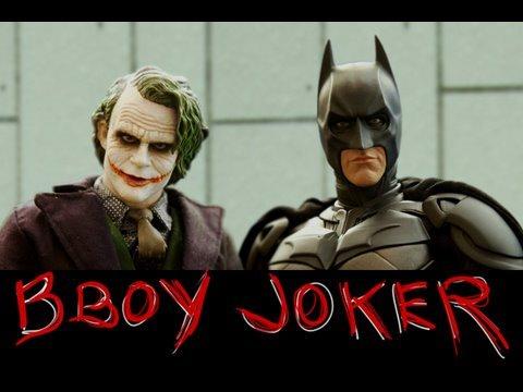 蝙蝠俠 VS 小丑尬舞技!?請選擇!