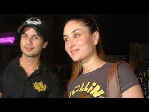 Shahid Kapoor Reveals About Kareena Kapoor Khan's
