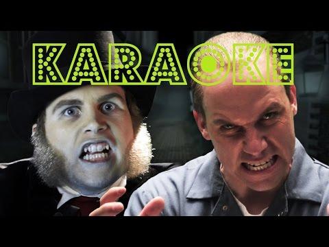 〈 Karaoke 〉 Jack The Ripper vs Hannibal Lecter ERB Season 4