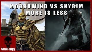 Video Morrowind vs Skyrim - More Is Less MP3, 3GP, MP4, WEBM, AVI, FLV Agustus 2018