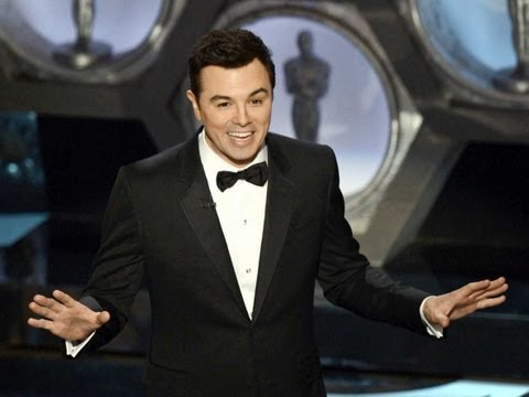 macfarlane - Despite the fact that the producers of The Oscars have reached out to Seth MacFarlane to host the show again next year, the FAMILY GUY creator has reportedly turned the offer down. Buy movie...