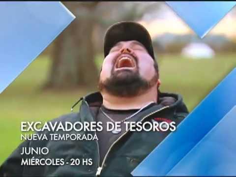 Excavadores de Tesoros - Nueva Temporada - Junio 2013 - Infinito.com (E)