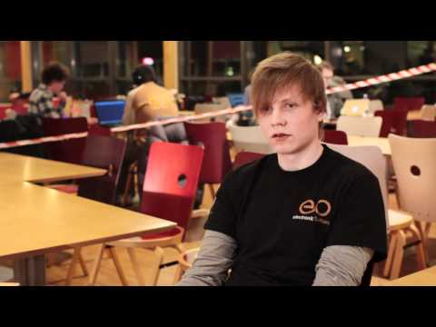 Naama - Interview with former Dreamhack winner Naama at Dreamhack Winter 2011.
