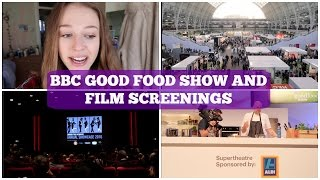 The Weekly Vlog: BBC Good Food Show and Film ScreeningsLast video: https://youtu.be/WmJsF7p0q1QBlog: http://georgieminterbrown.blogspot.co.ukBee Good Exfoliator post: http://georgieminterbrown.blogspot.co.uk/2015/09/bee-good-facial-exfoliator.htmlFIND ME ELSEWHERE:Blog: http://georgie-awaywiththefairies.blogspot.co.uk/Facebook: https://www.facebook.com/pages/Away-With-The-Fairies/319156461563847Twitter: @georgie_mbTumblr: http://red-burning-red.tumblr.com/Pinterest: http://www.pinterest.com/georgiemb/Instagram: @georgie_mbSnapchat: georgie-mbEmail: georgiemb@waitrose.comDisclaimer: I have not been paid at all to make this video. All the products mentioned have either been bought with my own cash or have been kindly gifted to me by companies or friends. Any gifted items featured are marked with a *. All opinions are my own.