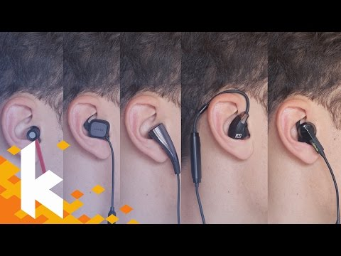 Die besten In-Ear Kopfhörer mit Bluetooth! (TOP 5)