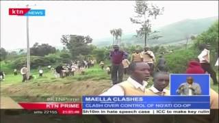 Residents Raze Down 7 Houses Belonging To Directors Of Land Buying Company In Naivasha