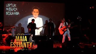 "Video Al, El Sempat Nyanyi Di Launching Single Dul ""Taklukan Dunia"" #MAIAESTIANTYVLOG #maiaestianty MP3, 3GP, MP4, WEBM, AVI, FLV November 2018"