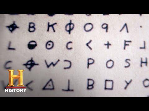 The Hunt for the Zodiac Killer: Codebreaking 101 | History