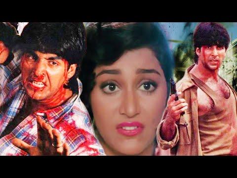 Akshay Kumar, Full Action Superhit Bollywood Hindi Movie  Full HD Movie 1080p | Nazar Ke Samne || NV
