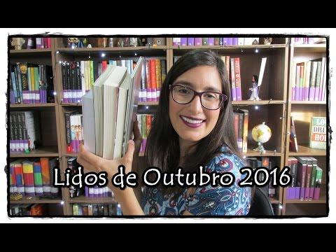 Leituras de Outubro 2016 | Biblioteca Fantástica