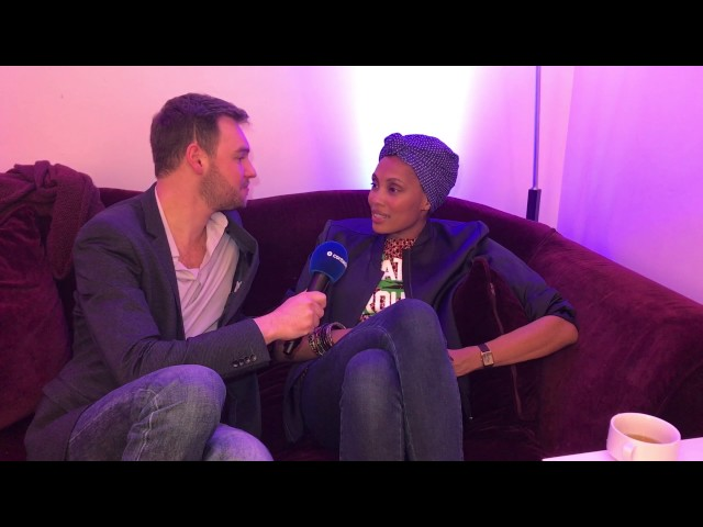 Contact VIP - Interview d'Imany