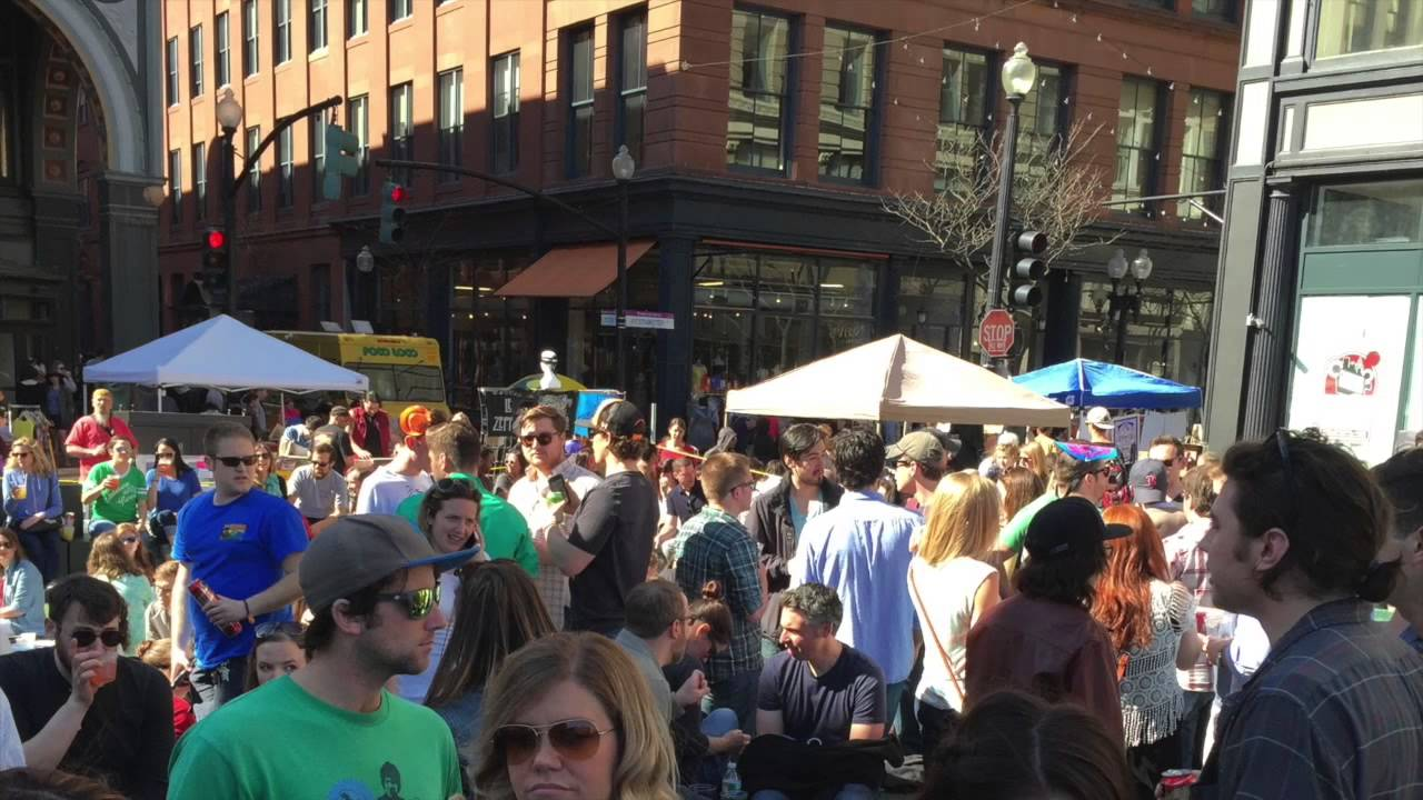 The InDowncity #CincoPVD Block Party 2015