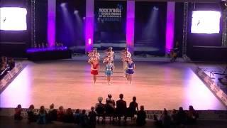 Boogie Magics - Deutsche Meisterschaft 2014
