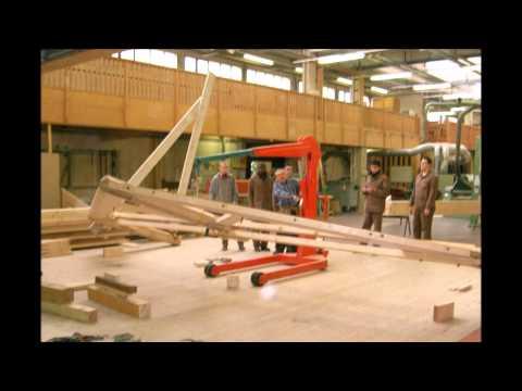 comment construire kiosque en bois