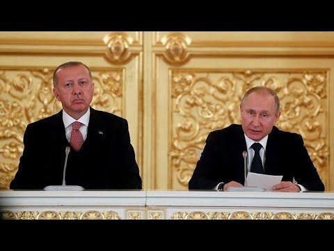 Οι S-400 προτεραιότητα της Ρωσίας και της Τουρκίας