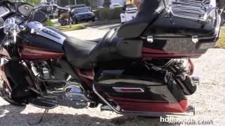 8. New 2015 Harley Davidson CVO Road Glide Ultra  - Specs