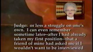 Oral History In The Federal Courts