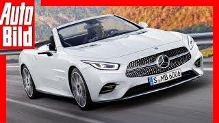 Zukunftsaussicht: Mercedes-Benz SL (2020) Details / Erklärung by Auto Bild