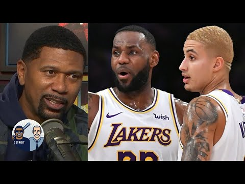 Jalen Rose on what Anthony Davis' injury means for Kyle Kuzma's trade value   Jalen & Jacoby