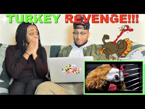 "NigaHiga ""Things That Ruin Thanksgiving! (Official Fake Trailer)"" Reaction!!"