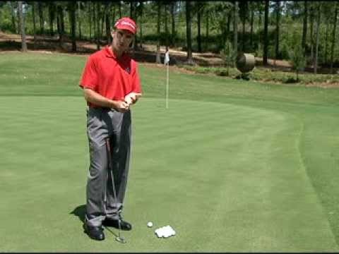 Golf Tip: Red Zone Putting Lesson