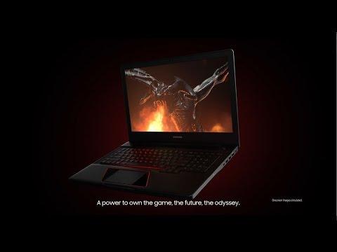 Samsung Notebook Odyssey Inside Story