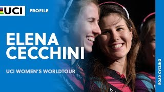 Focus on Canyon-SRAM's Elena Cecchini in this week's UCI Women's WorldTour episode.More at http://bit.ly/uciwomensworldtourFollow us on Twitter @UCI_WWT and #UCIWWT